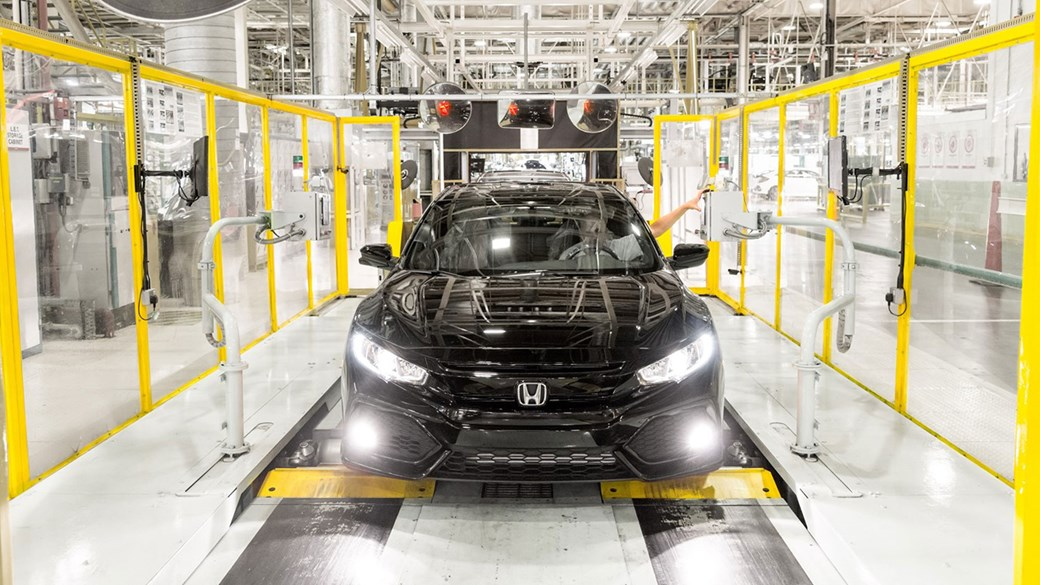 Digital Performance of the Automotive Industry